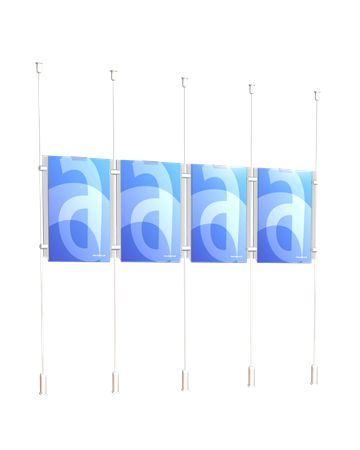 Five Cable Window Display - Assigns