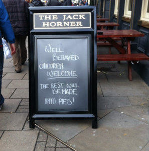 Funny Outdoor Pub Signs